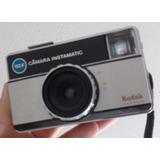 155x Câmera Instamatic Fotográfica Antiga Kodak