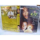 Cj7 Juguete Del Espacio Dvd Original 1bn