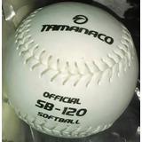 Pelota Softball Oficial Tamanaco Sb-120