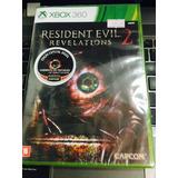Resident Revelations 2 Xbox 360 (fotos Reais) Loja Físicafis