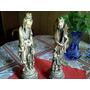 Estatuas Chinas Rucci Marfilina Original
