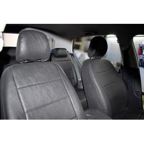Fundas Cubre Asientos Cuero Premium Acolchada Nissan Tiida