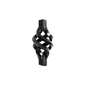 16 Pinhas Ferro Forjado Para Grades E Corrimão Decorativos