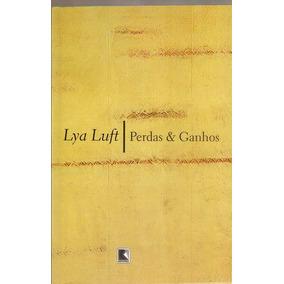 Livro Perdas & Ganhos Lya Luft Relacionamentos Novo 160 Págs