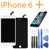 Tela Touch Frontal Display Lcd Iphone 6 + Pelicula + Chaves