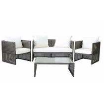 Conjunto De Sofa Moderno Para Sala, Jardim, Piscina, Recepçã