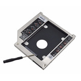 Caddy Súper Drive Aluminio Para Macbook Pro Sata 3.0 9.5