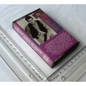 Fita K7 - Lua Cheia De Amor Internacional - Novela - 1991