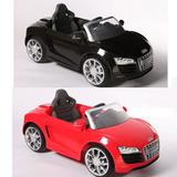 Auto / Coche A Bateria Kiddy Audi R8 Radio Distrimicabebe