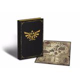 Libro Legend Of Zelda Twilight Princess Ingles Incluye Mapa