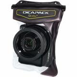 Capa Câmera Digital Aquática Dicapac Wp-610 Nikon Canon