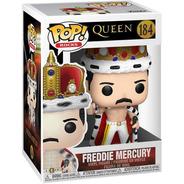 Funko Pop! Rocks Freddie Mercury Queen 184 King