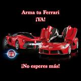 Fascículo N°13 Escala 1:8 Asiento Pasajero La Ferrari Panini
