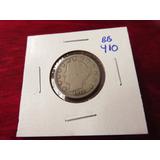 Bb#410 Usa Liberty Nickel Five Cents 1912