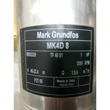 Bomba Sumergible Grundfos 1 Hp Trifásica.