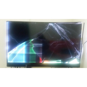 Tv Samsung Smartv Modelo 40k5300 ( Display Quebrado )