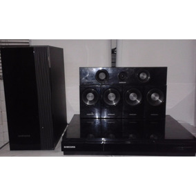 Samsung Htd5300 5.1-channel 3d Blu-ray Home Theater System