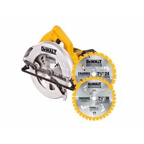 Sierra Circular Dwe560 + 2 Discos Dw3176/3178 Dewalt Pintumm