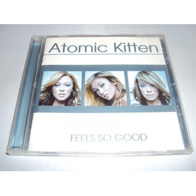 Atomic Kitten - Feels So Good - Cd Made In Europe 2002