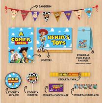Candy Bar - Temática Toy Story Personalizado