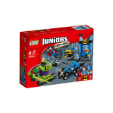 Lego Juniors 10724 Caja Batman Y Superman Vs Lex Luthor Orig