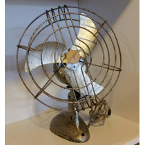 Ventilador Antiguo Douglas. Funciona