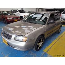 Chevrolet Esteem Glx Sw Mt 1600cc