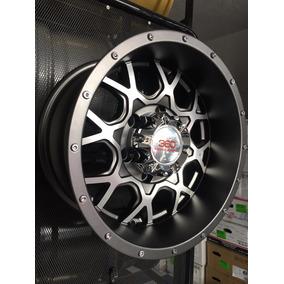 Rines 15 Especiales Para Nissan Np300 Nueva Linea 6-114 Nuev
