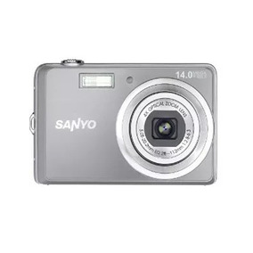 Sanyo Vpc 1500 Camara Digital 14mp Zoom 4x Video 720p Touch
