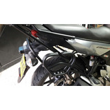 Parrilla Y Porta Alforjas Honda Cb 160