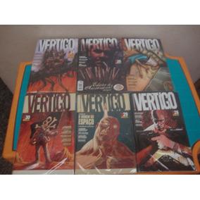 Hq Vertigo Completa - Volumes 1 Ao 51 - Novas - Panini