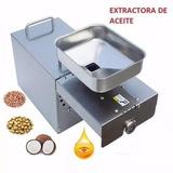 Prensa De Aceite En Frio Virgen Extractor Semillas Granos