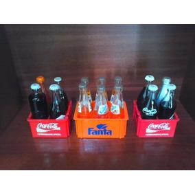 Miniaturas Coca-cola & Fanta