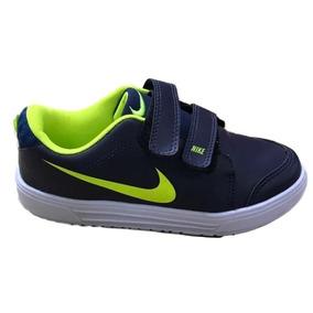 Tenis Infantil Pico Lt Nike Ft Original Tamanho 25 Ao 34