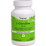 L Citrulina 750mg 90 Caps Mas Potencia Y Duracion Erecciones