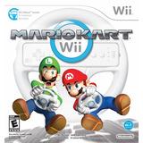 Juego Mario Kart Nuevo Nintendo Wii Despachamos Hoy