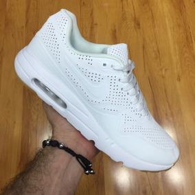 Tenis Zapatillas Nike Air Max Thea Blanca Hombre Mujer Envio