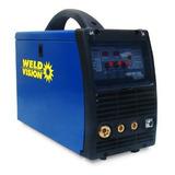 Máquina De Solda Inversora Tig/mig/eletrodo Guerreira 250a