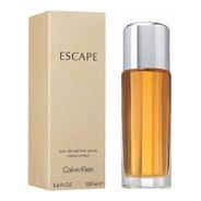 Perfume Importado Mujer Escape Edp 100 Ml Calvin Klein