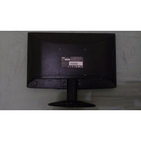 Monitor Aoc E1621swb - Carcaça Completa Para Retirar Peças
