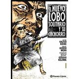 Nuevo Lobo Solitario Y Su Cachorro Nº 01; Kazuo Envío Gratis