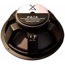 Parlante X-pro Pa18 (18 Pulgadas 600w Rms)