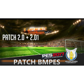 Pes 2017: Patch Bmpes 2.0 + 2.01 + Serial