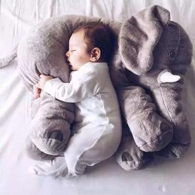 Elefante Almohada Para Bebe -- Envio Gratis