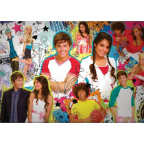 Rompecabezas Disney High School Musical 1000 Pz Ravensburger