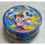 Lata Caja De Galletas Disney Character Cookies