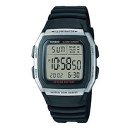 Reloj Casio Outlet W-96h-1