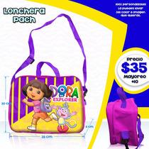 Lonchera Mariconera Dulcero Piñata Detalle Personalizado