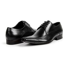 Sapato Masculino Tamanho Grande Couro Legítimo Frete Grátis
