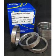 Asientos De Válvula Ford Falcon  221-econo-gnc - Adm
